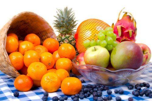 Fructele sunt un magnet pentru energie pozitivă
