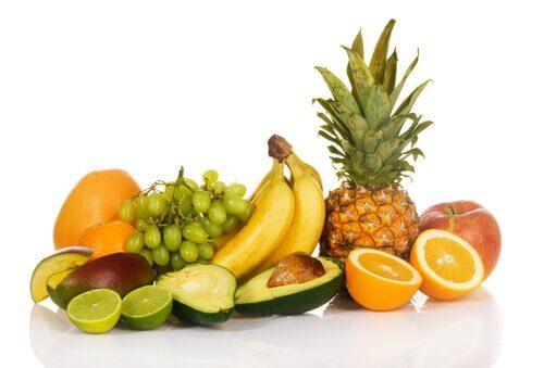 Fructe pentru a trata un nivel scăzut de oxigen în sânge
