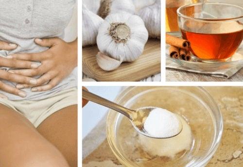 Gazele intestinale: remedii naturale