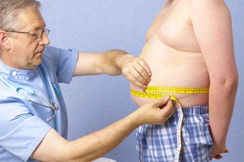 Obezitatea încetinește fluxul sanguin cerebral