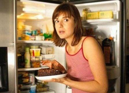 Legătura dintre pofta de mâncare excesivă și anxietate