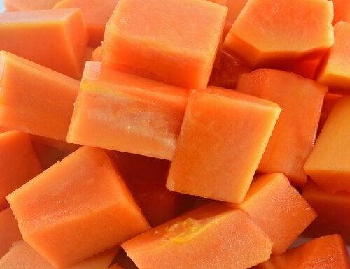 Cum să slăbești mâncând papaya