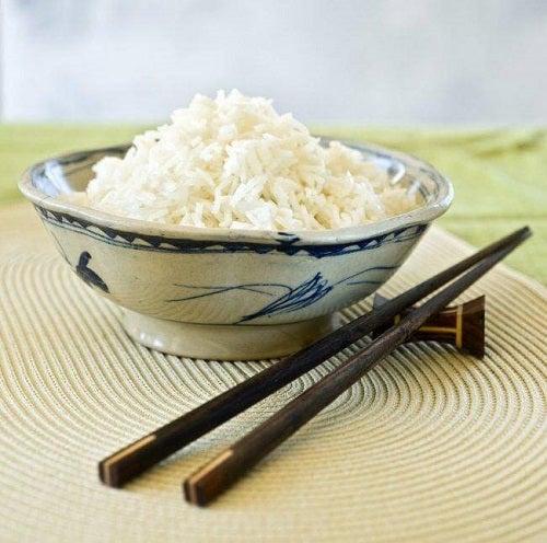 Alimente de bază în dieta japoneză pentru slăbit