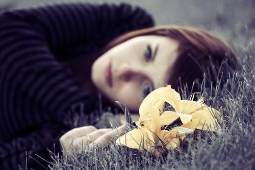 Anxietatea este deseori asociată cu depresia