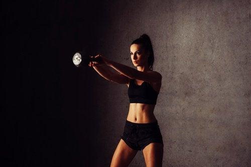 Cum să arzi 300 de calorii prin exerciții fizice