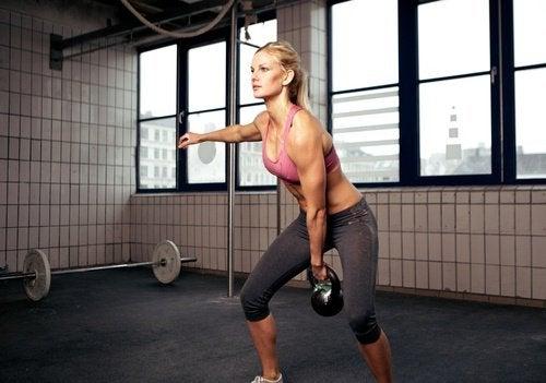Cum să arzi 300 de calorii prin sport