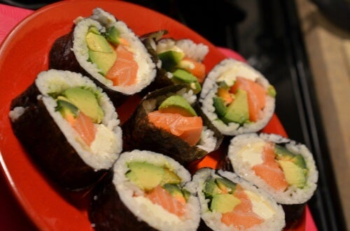 Algele din sushi sunt utile pentru a trata hipotiroidismul