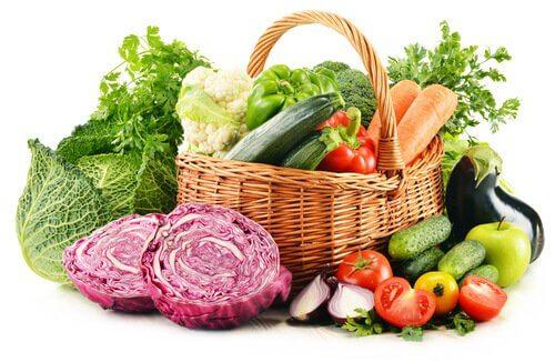 Pierderea în greutate este ușoară dacă urmezi o dietă bogată în legume