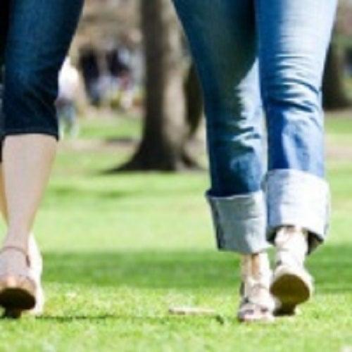 Este foarte sănătos să faci o plimbare de 30 de minute în fiecare zi