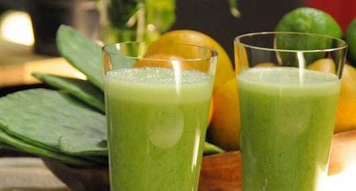 Suc natural pentru pierderea în greutate naturală