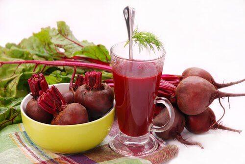 Sucul de sfeclă întărește imunitatea