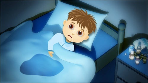 Urinatul în pat poate afecta copiii cu vârsta peste 4 ani