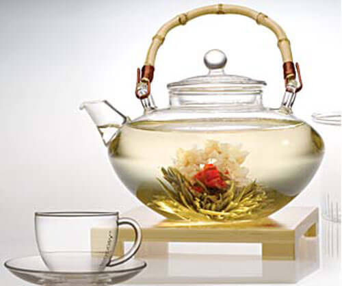 Ceaiul alb este util dacă vrei să arzi grăsime