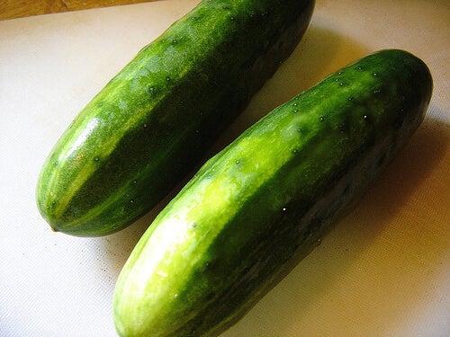 Castraveții oferă numeroși nutrienți pentru organism