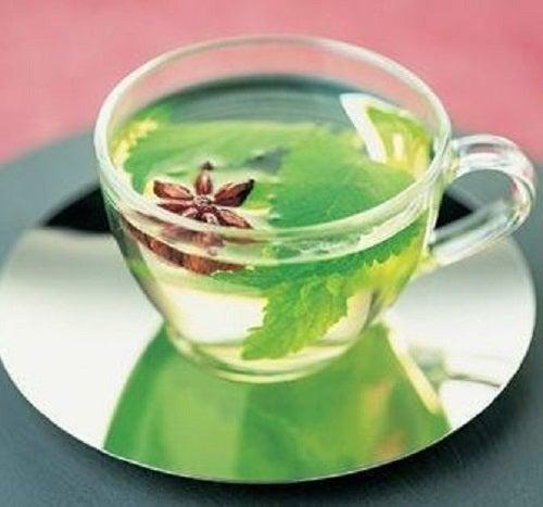 Ceai de anason stelat