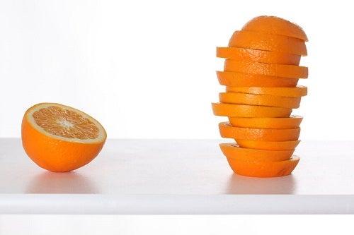 Cojile de portocală nu trebuie aruncate