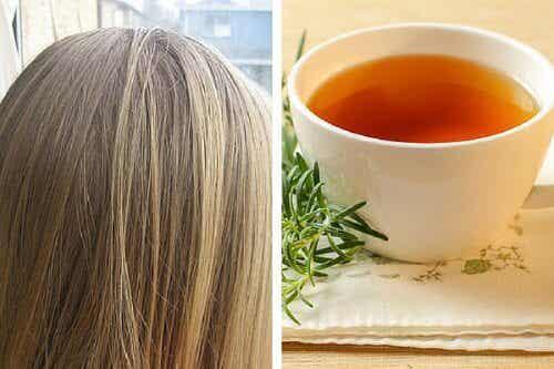 Cum să-ți deschizi culoarea părului în mod natural