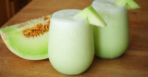 Un smoothie cu pepene combate oboseala musculară