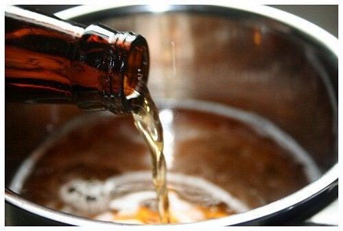 6 tratamente pentru păr cu bere