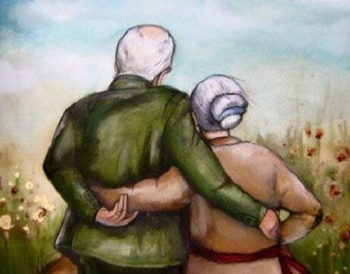 Îmbrățișările sunt foarte benefice când vin din partea celor dragi