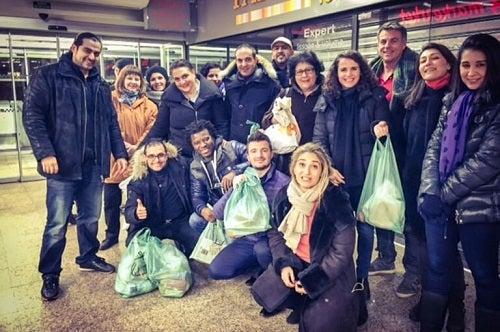 Mulți activiști din toată lumea încearcă să combată risipa de alimente