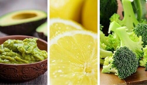 Alimentele alcaline sunt benefice pentru organism