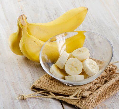 Banane ca tratament pentru insomnie