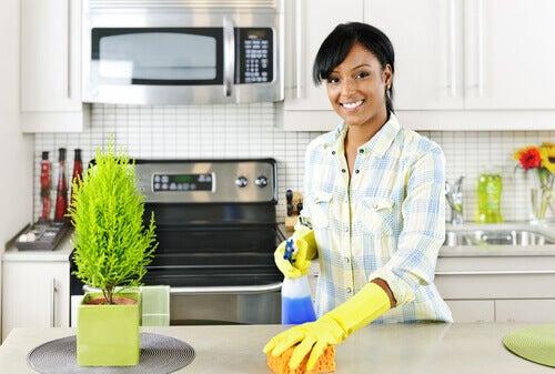 Cum să elimini alergenii din bucătărie