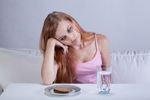Depresia afectează pofta de mâncare