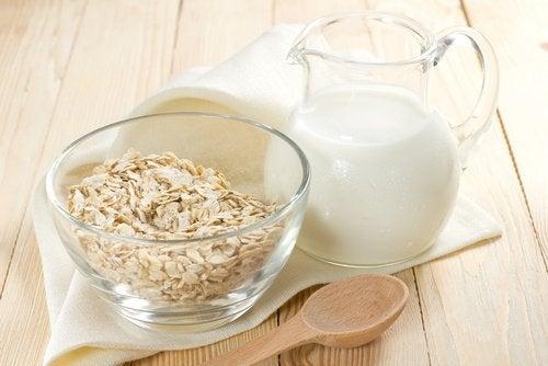 Detoxifierea ficatului cu lapte de ovăz