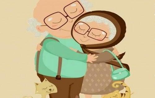 Dragostea adevărată ne oferă numeroase bucurii