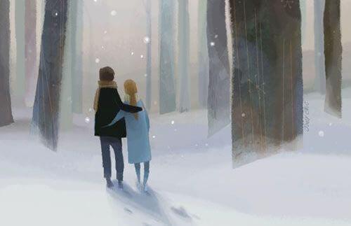 Dragostea adevărată nu există doat în povești