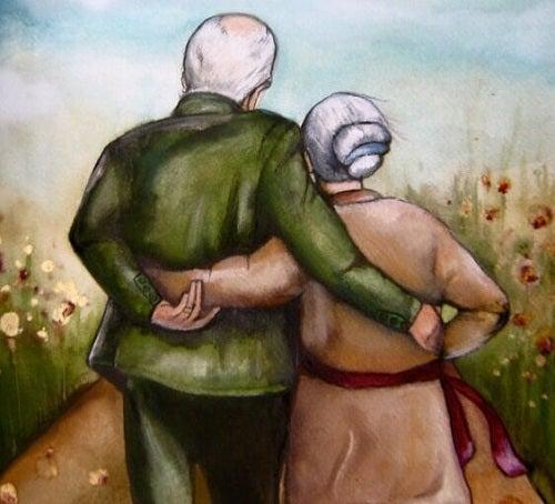 Dragostea adevărată nu ține cont de vârstă