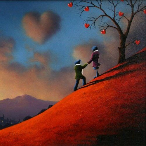 Dragostea se și arată, nu doar se simte