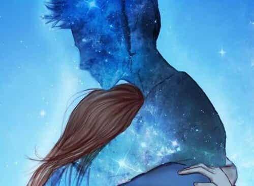 O îmbrățișare poate vindeca sufletul