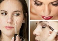 Machiajul face parte din rutina de înfrumusețare a multor femei