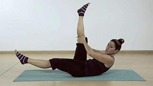 Exercițiile Pilates the ajută să-ți modelezi șoldurile