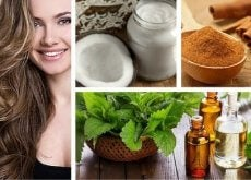 Prepară un remediu natural pentru creșterea părului