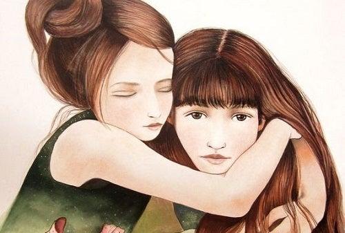 O soră este mai mult decât o prietenă