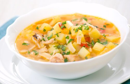 Supa: cum să o faci cât mai sănătoasă
