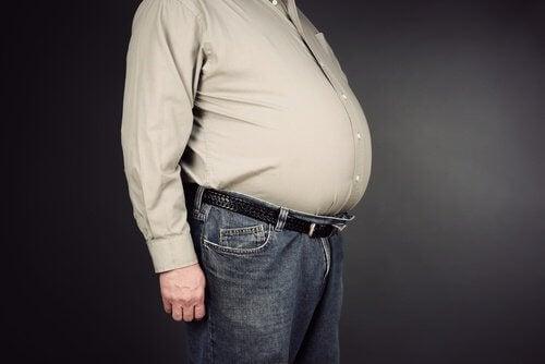Tipuri de grăsime la un corp slab