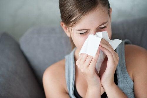 Consumul zilnic de usturoi pentru infecții virale