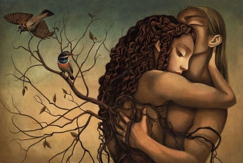 Îmbrățișările au o putere vindecătoare