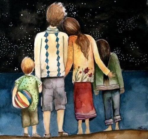 Importanța familiei și prețuirea acesteia