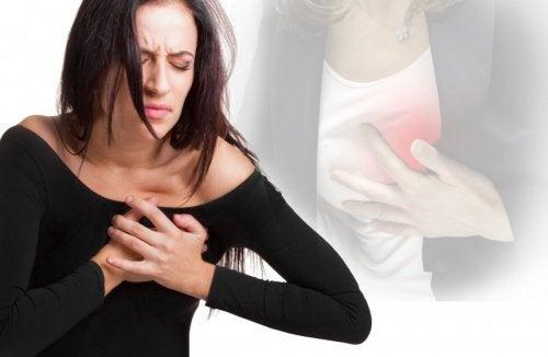 Multe femei nu cunosc simptomele produse de un infarct