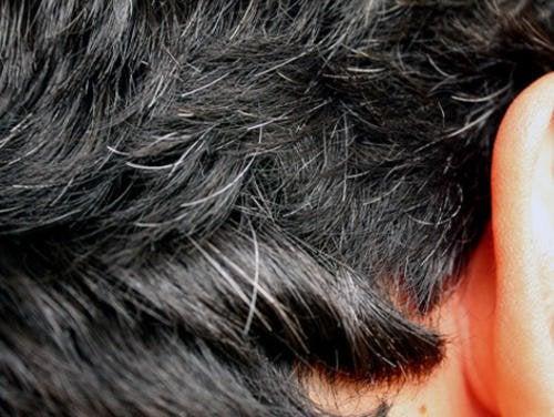 Părul grizonat timpuriu – 6 remedii naturiste