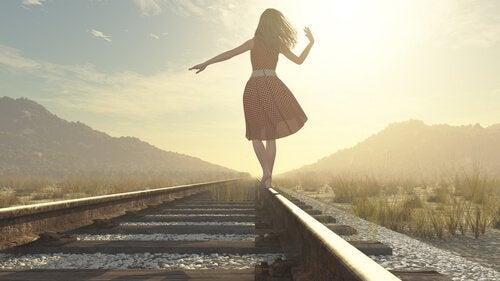 Reziliența și curajul înseamnă acceptarea că schimbarea este inevitabilă