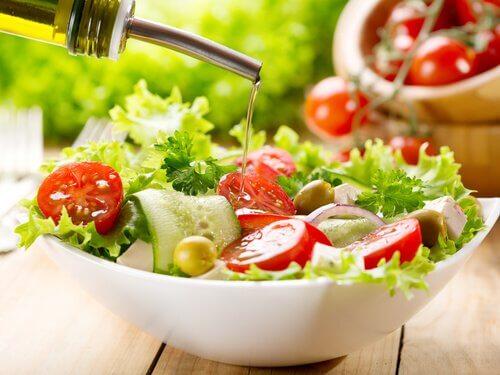 Salată care ajută la curățarea și revitalizarea pancreasului
