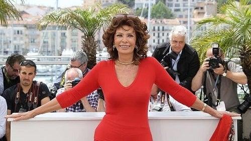 Sophia Loren este cea mai mare vedetă italiană a tuturor timpurilor