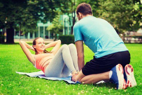 Activitățile sportive pot întări relația dintre parteneri